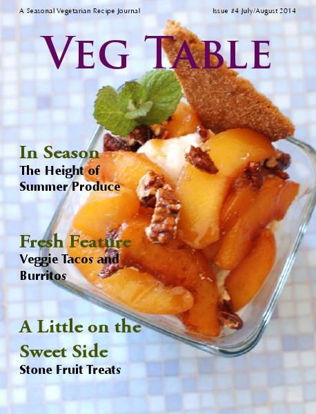 Veg Table July/August 2014, Issue #5