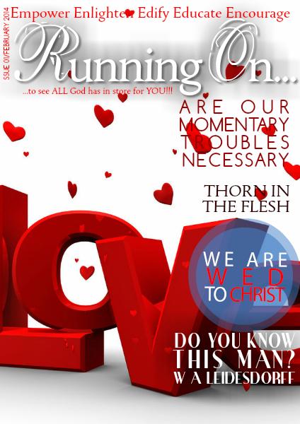 Running On... FEBRUARY 2014
