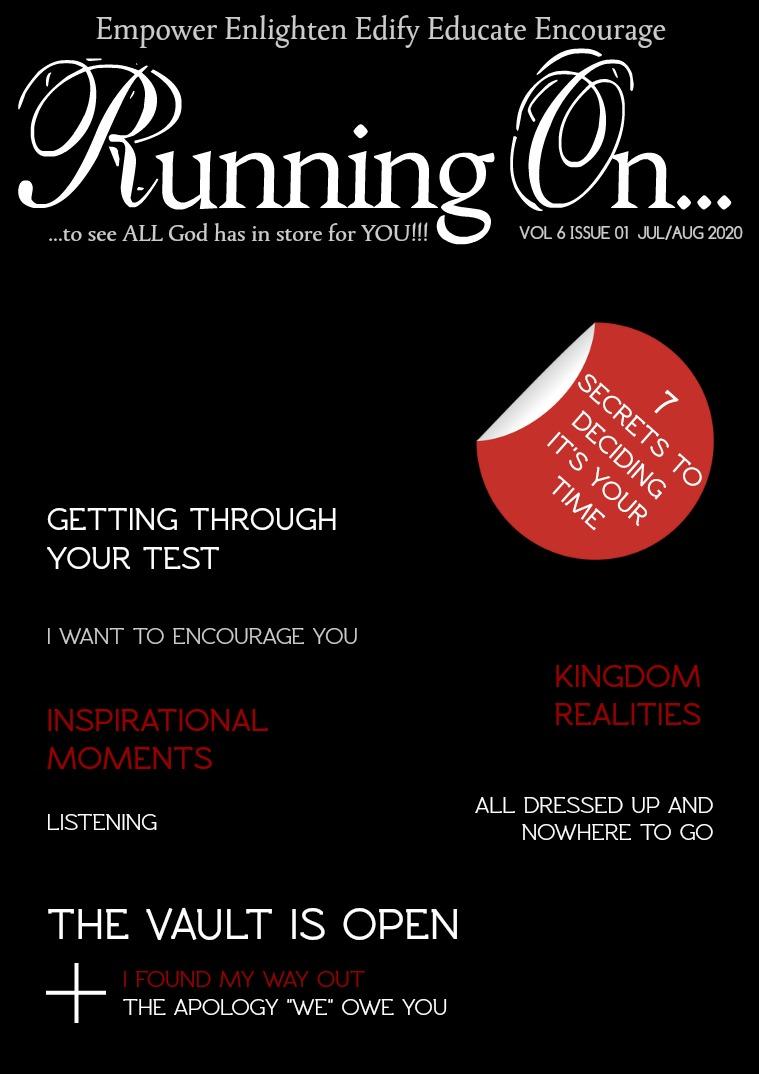 Running On... Jul/Aug 2020