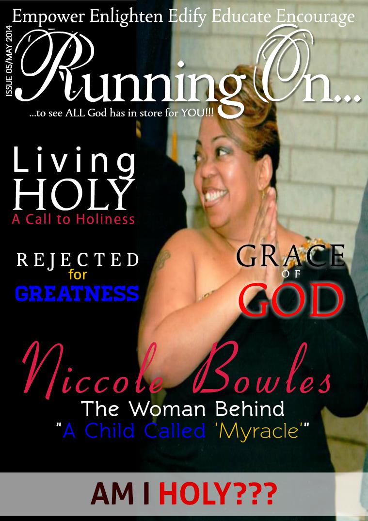 Running On... MAY 2014