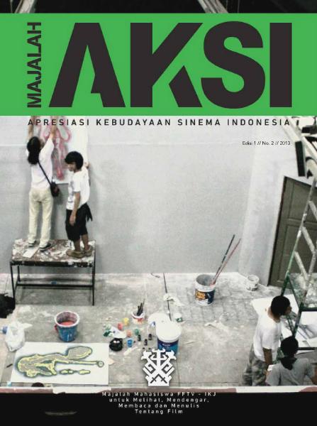 Majalah AKSI Edisi 1 No.2 / 2013