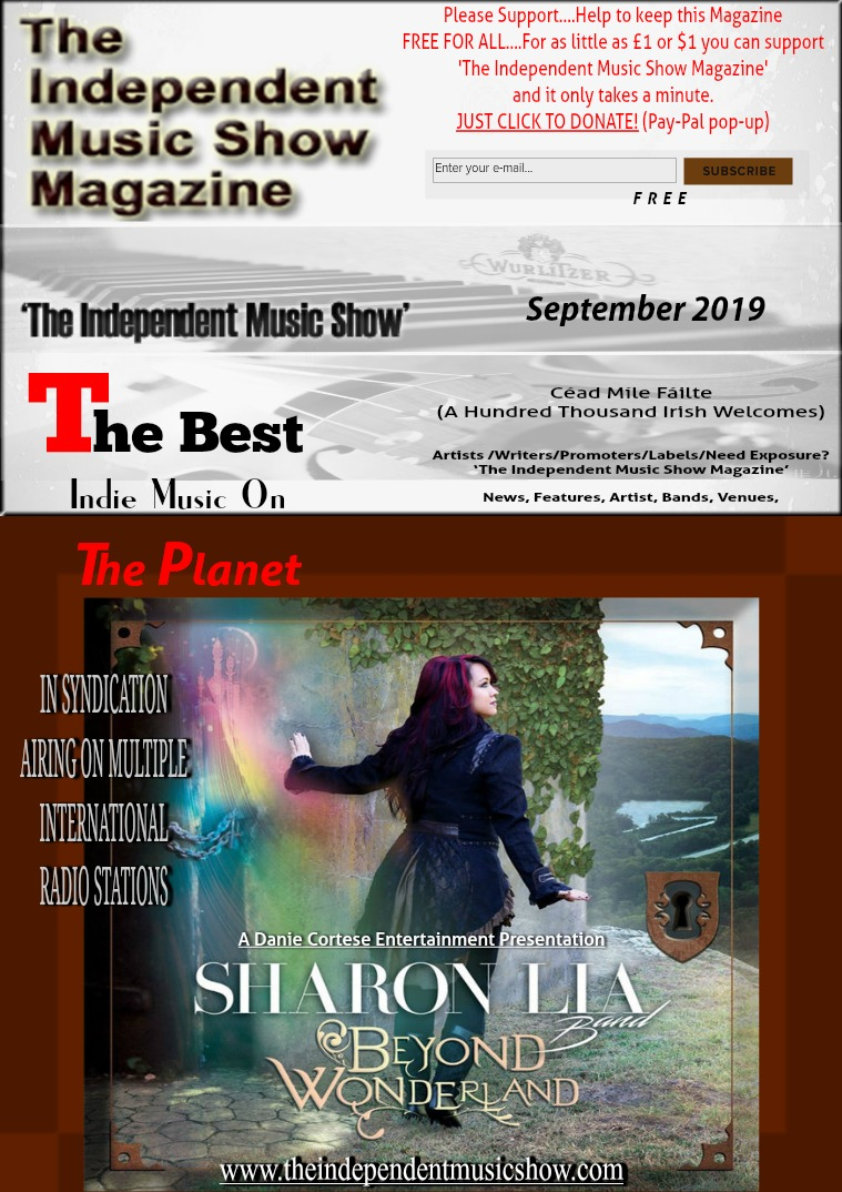 'The Independent Music Show Magazine' September 2019