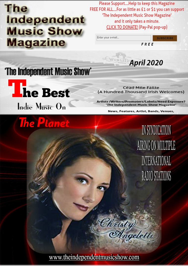 'The Independent Music Show Magazine' April 2020