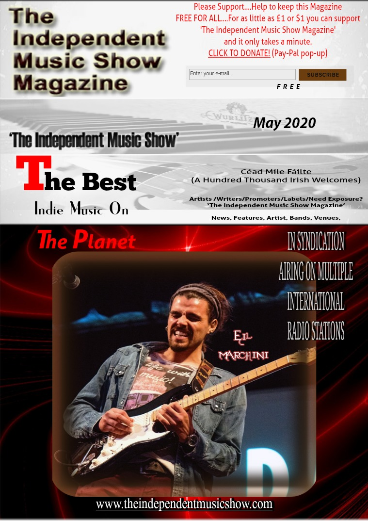 'The Independent Music Show Magazine' May 2020