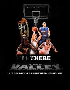 Missouri Valley Conference Basketball Media Guides 2013-14 Men's Basketball Media Guide