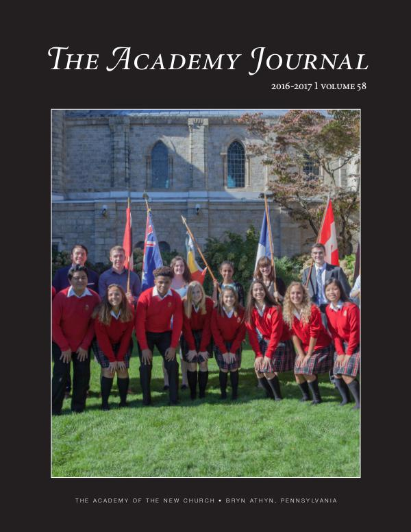 Academy Journal Volume 58