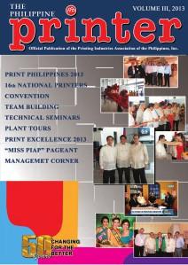 The Philippine Printer Volume 3