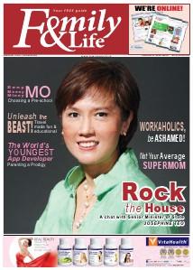 Family & Life Magazine Isuue 1