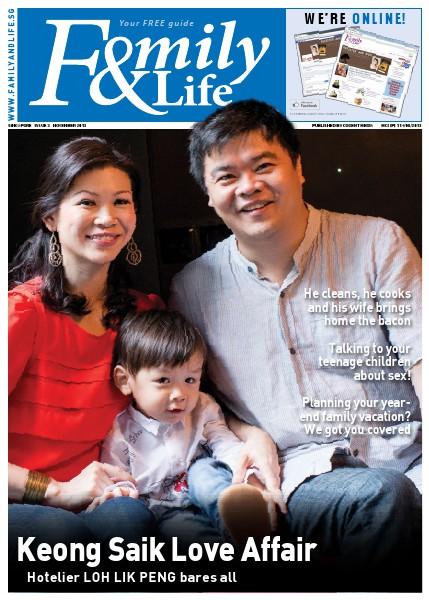 Family & Life Magazine Issue 3