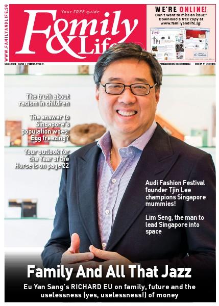 Family & Life Magazine Issue 5