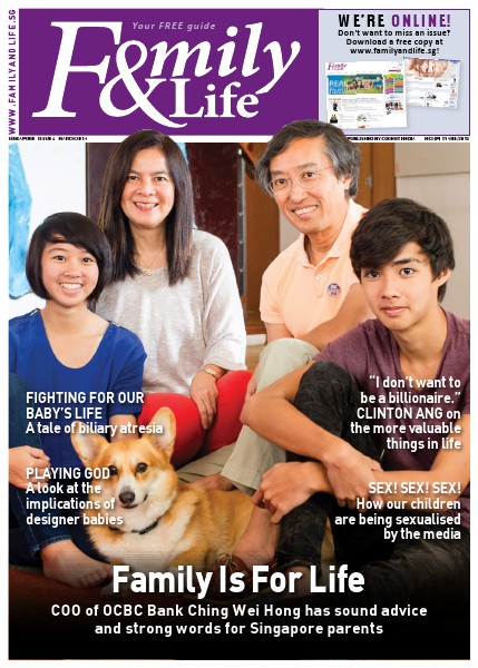 Family & Life Magazine Issue 6