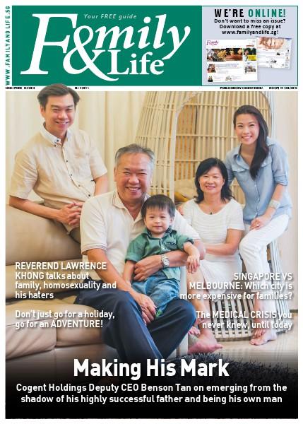 Family & Life Magazine Issue 8
