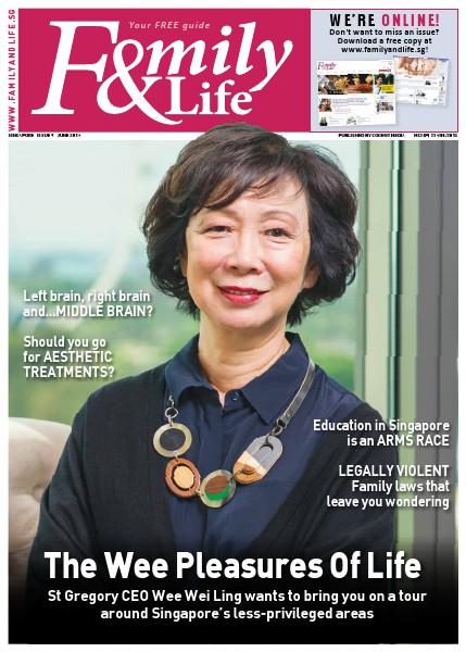 Family & Life Magazine Issue 9