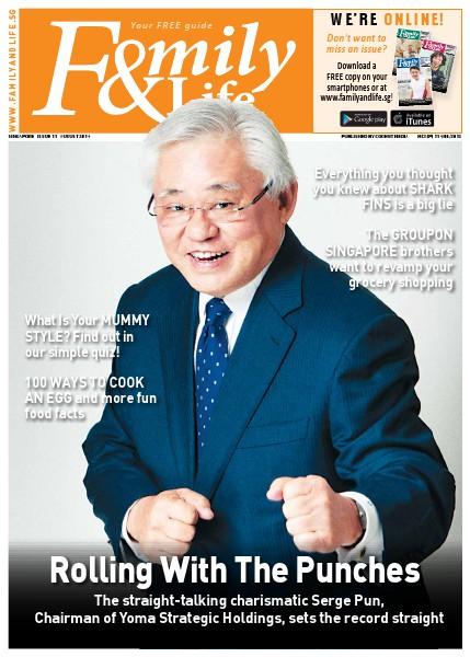 Family & Life Magazine Issue 11