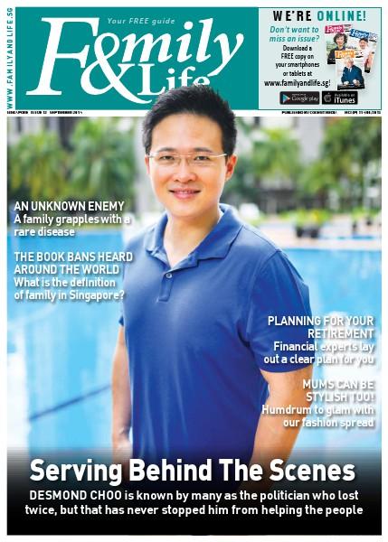 Family & Life Magazine Issue 12