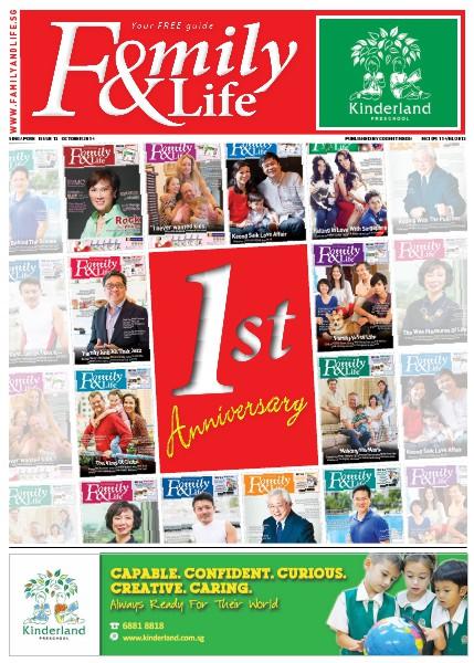 Family & Life Magazine Issue 13