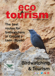 #ecotourism01 Birdwatching & Tourism