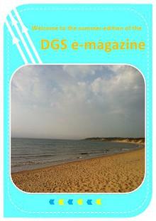 DGS eMagazine Summer Edition