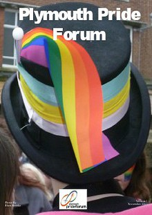 Plymouth Pride Forum Newsletter