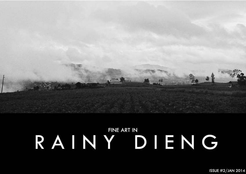 FINE ART ISSUE #2/JAN 2014: RAINY DIENG