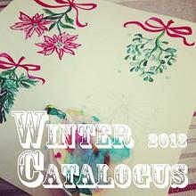 Wintercatalog Christmas 2013