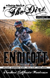 THE DIRT: Northern California Motocross V01.04 - Nov/Dec '13