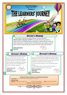 The Learners' Journey