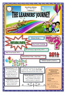 The Learners' Journey Volume 2