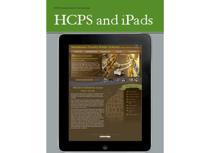 HCPS and iPads A Comprehensive Guide