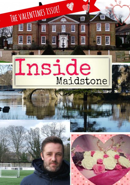 Inside Maidstone Issue 2 -Feb - Valentines