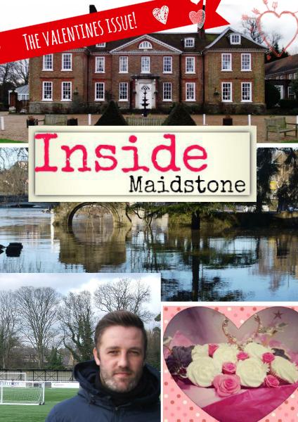 Inside Maidstone Issue 2 -Feb - Valentines