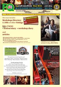 Folklife Quarterly FQ 40: Jan 2014 Folklife Quarterly, web version