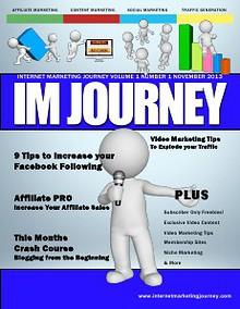 Internet Marketing Journey