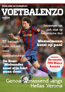 VoetbalEnZo Magazine Editie #1