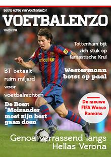 VoetbalEnZo Magazine