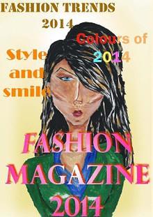 Fashion magazine 2014
