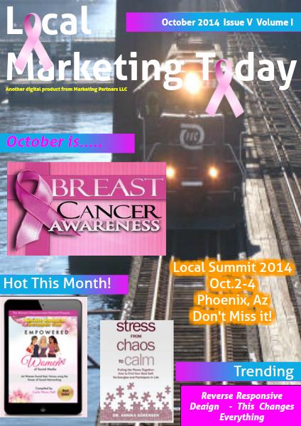 October 2014 Issue V Volume I