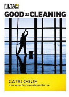 Filta Cleaning Products Catalogue 2013