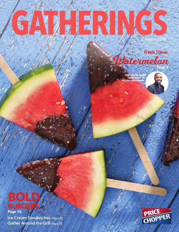 Gatherings Summer 2018