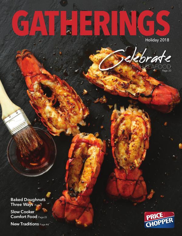 Price Chopper Gatherings Gatherings Holiday 2018