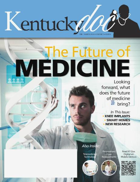Kentucky Doc February - March 2014