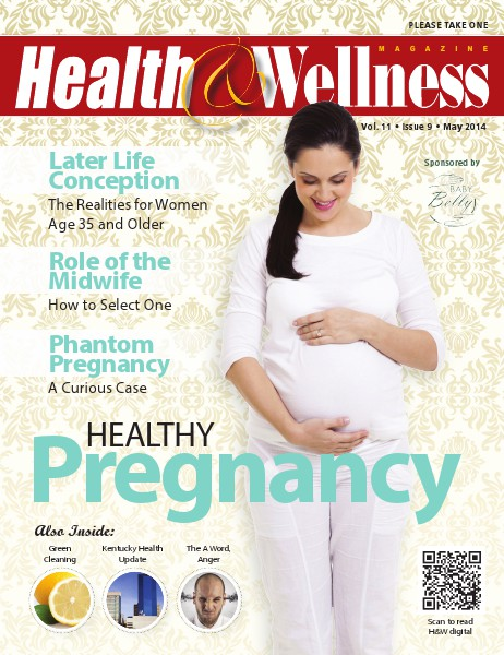 Health&Wellness Magazine May 2014