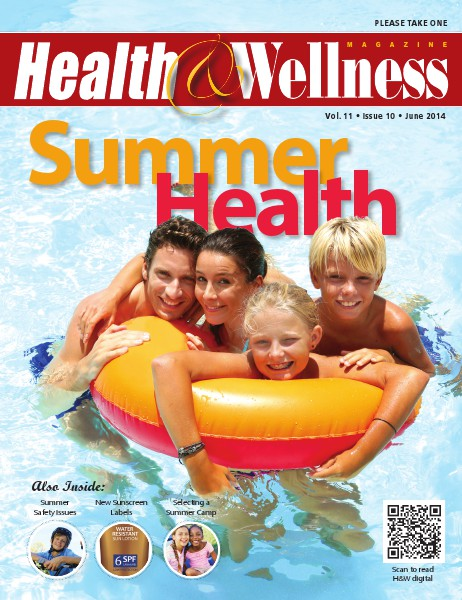 Health&Wellness Magazine June 2014