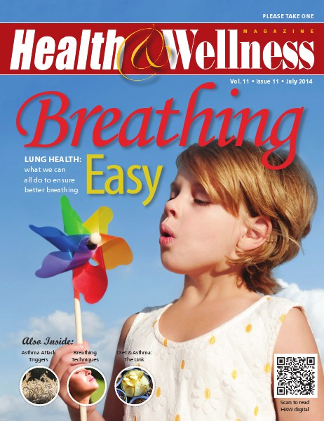 Health&Wellness Magazine July 2014