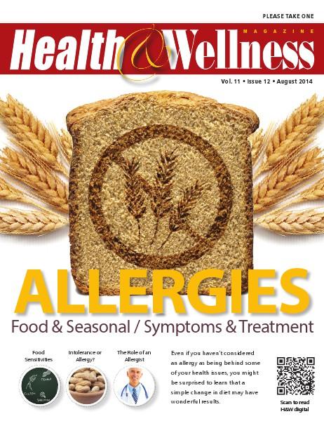 Health&Wellness Magazine August 2014