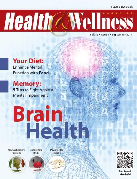 Health&Wellness Magazine September 2014