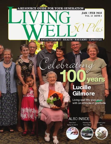 Living Well 60+ January – February 2015