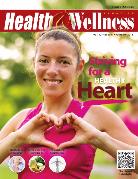 Health&Wellness Magazine February 2015