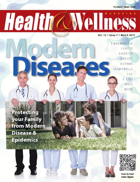 Health&Wellness Magazine March 2015