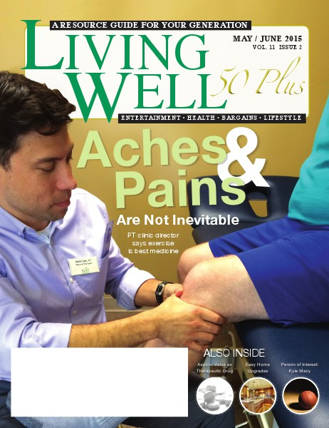 Living Well 60+ May – June 2015
